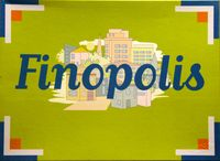 Board Game: Finopolis