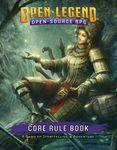 RPG Item: Open Legend Core Rule Book