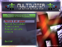 Video Game: Multiwinia: Survival of the Flattest