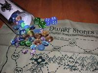 Board Game: Dwarf Stones