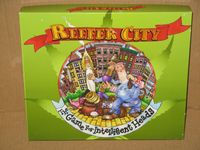 Board Game: Reefer City