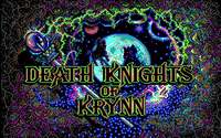 Video Game: Death Knights of Krynn