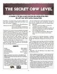 RPG Item: The Secret Cow Level
