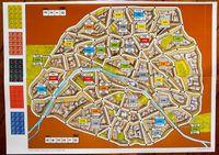 Board Game: Quartiers Chauds