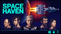 Video Game: Space Haven