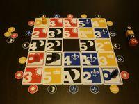 Board Game: Cardinal's Guards