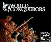 Board Game: World Conquerors