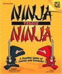 Board Game: Ninja Versus Ninja