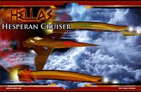 RPG Item: Hesperan Cruiser