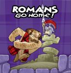 Board Game: Romans Go Home!