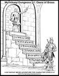 RPG Item: Wyrmkeep Dungeons μ1: Oasis of Brass