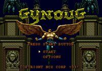 Video Game: Gynoug