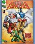 Board Game: Rookie Heroes