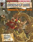 RPG Item: Legends of Steel (Barbarians of Lemuria Edition)
