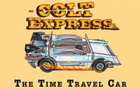 Board Game: Colt Express: The Time Travel Car