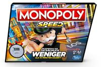 Board Game: Monopoly Speed