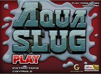 Video Game: Aqua Slug