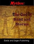 RPG Item: Mythos: The God of Sand and Storms