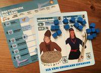 Board Game: Greenland: Sea Sámi