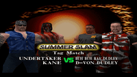Video Game: WWF No Mercy