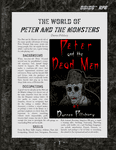 RPG Item: The World of Peter and the Monsters