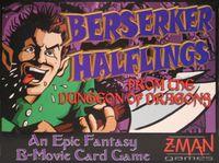 Board Game: Berserker Halflings from the Dungeon of Dragons
