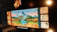 Board Game: Discoveries: The Journals of Lewis and Clark