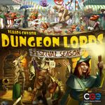 Board Game: Dungeon Lords: Festival Season