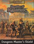 RPG Item: Kingdoms of Kalamar Dungeon Master's Shield