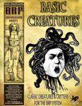 RPG Item: Basic Creatures