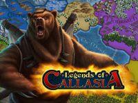 Video Game: Legends of Callasia