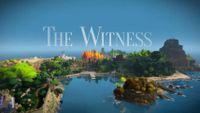 Video Game: The Witness (2016)