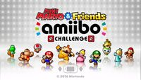 Video Game: Mini Mario & Friends amiibo Challenge