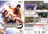 Video Game: Samurai Warriors 3