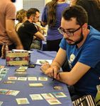 Board Game Designer: Alexandros Kapidakis