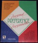 Board Game: Personal Preference