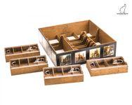 Board Game Accessory: 7 Wonders: Gaming Trunk Organizer