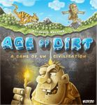 Board Game: Age of Dirt: A Game of Uncivilization