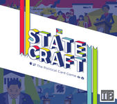 Board Game: Statecraft: The Political Card Game