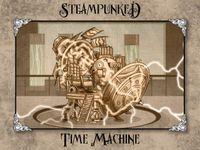 Board Game: Steampunked Time Machine