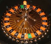 Board Game: Roulette