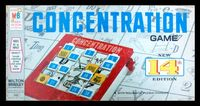 Board Game: Concentration