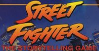 RPG: Street Fighter: The Storytelling Game