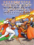 RPG Item: Silver Age Sentinels Game Master's Screen
