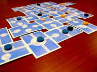 Board Game: Nexus