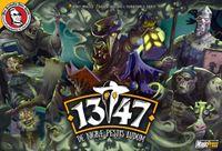 Board Game: 1347: De Nigrae Pestis Ludo