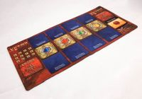Board Game Accessory: Viceroy: Playmat