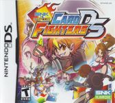 Video Game: SNK vs. Capcom: Card Fighters DS