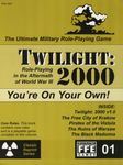 RPG Item: Twilight: 2000: Classic Reprint Series