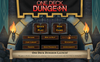 Video Game: One Deck Dungeon
